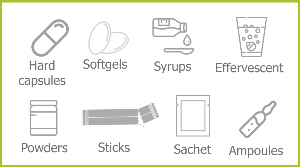 Overview of Olivactive® , which is water soluble, and its many applications.